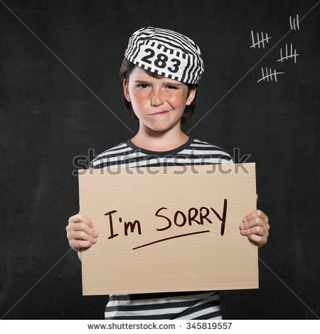 stock-photo-closeup-mugshot-photo-of-boy-holding-i-m-sorry-sign-young-boy-make-a-face-wearing-jail-suit-345819557